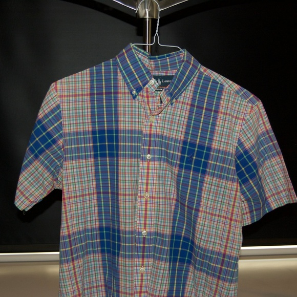 Polo by Ralph Lauren Other - Polo Short-Sleeve Button-Down